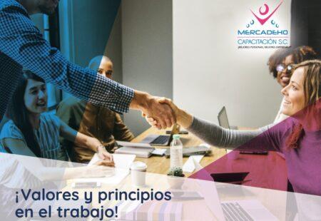 1 Valores y Principios en el Trabajo